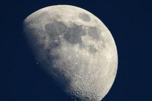 Studi: Bulan Terus Menyusut, Apa Penyebabnya?