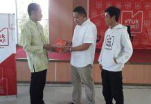 """Kadiskop UKM Sulsel Buka Event Ramadhan Komunitas """"Yuk Ngaji Makassar"""""""