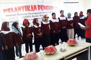 Pengurus Korda ABDSI Makassar 2019-2024 Resmi Dilantik