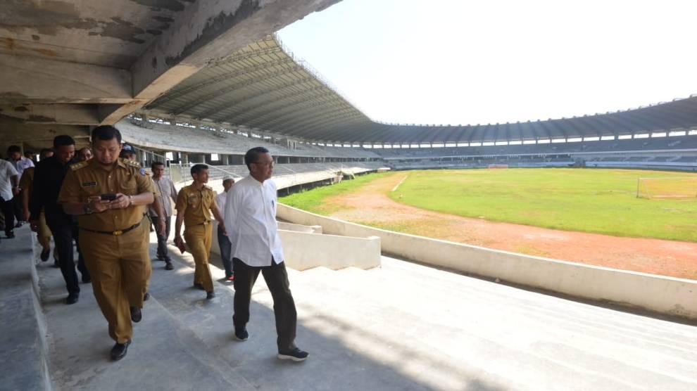 Stadion Barombong Masih Butuh Anggaran Rp500 Miliar