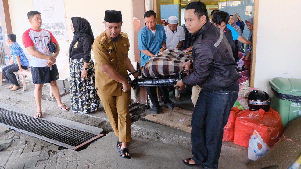 Andi Sudirman Sulaiman Antar Langsung Jenazah Ayah ADC Wagub ke Pinrang