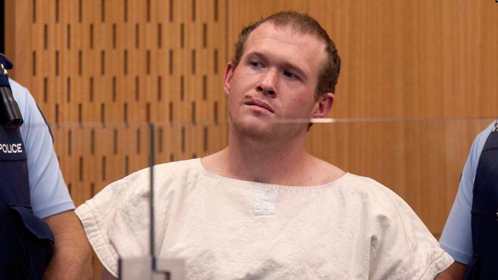 Brenton Tarrant, Tersangka Serangan Masjid di Selandia Baru Nyatakan Tak Bersalah