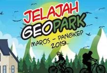Fun Bike Jelajah Geopark Maros-Pangkep
