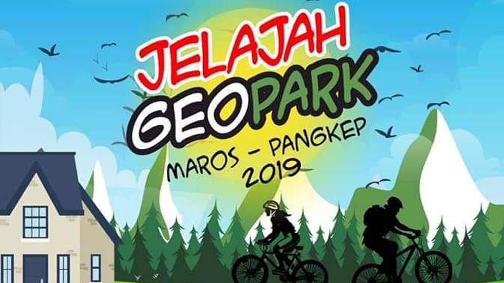 Ayo ikuti Fun Bike Jelajah Geopark Maros-Pangkep, Berikut Jadwal Resminya