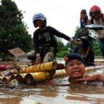 Hujan Lebat, Jalur Trans-Sulawesi Tak Dapat Dilintasi, 100 Rumah Terendam Banjir