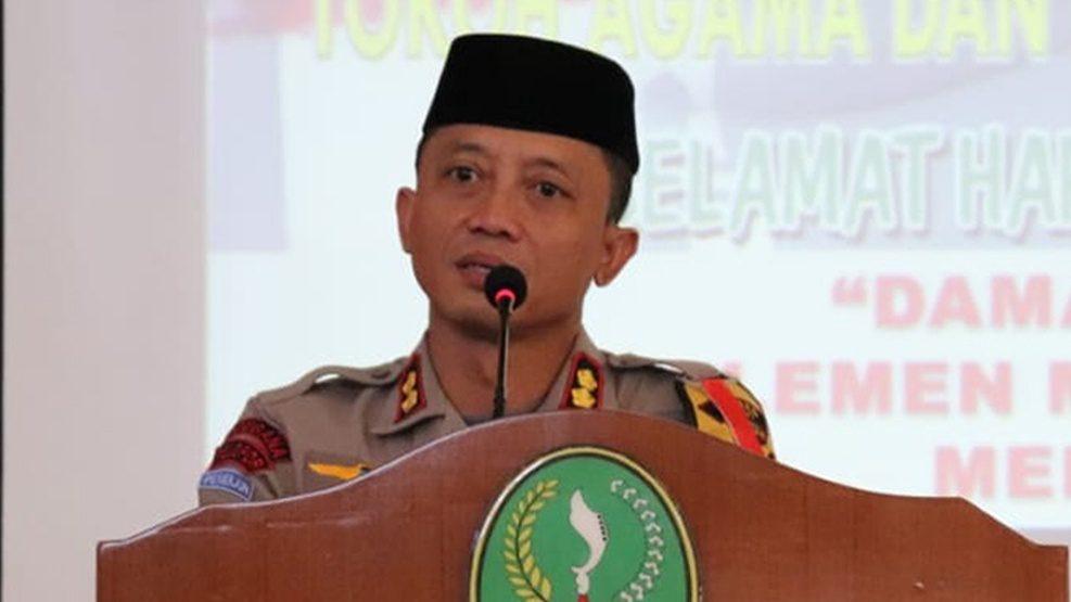 Polisi Tangkap Pelaku Penyebar 'Selebaran Rasul' di Garut