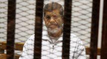 Mantan Presiden Mesir Morsi Meninggal di Pengadilan saat Sidang