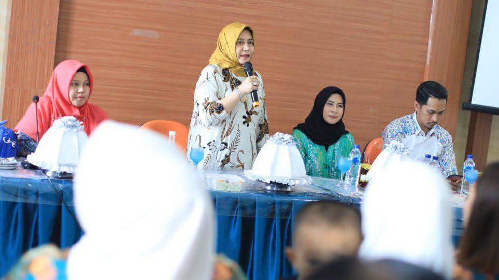 Murni Paparkan Tujuan Tiga Program Unggulannya di Kecamatan Ujung Pandang
