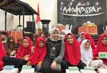 Pj Ketua TP PKK Makassar buka Puasa Bersama 100 Anak Panti Asuhan