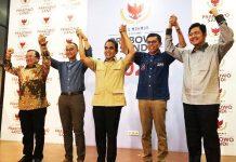 Prabowo Subianto Resmi Bubarkan Koalisi Indonesia Adil Makmur