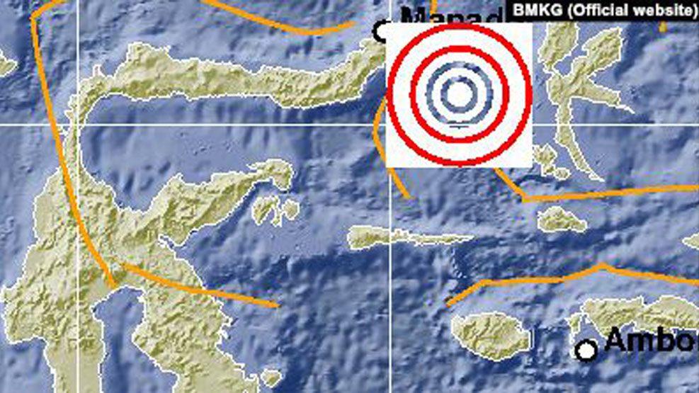 Gempa Kuat Picu Kepanikan di Sulut dan Maluku Utara