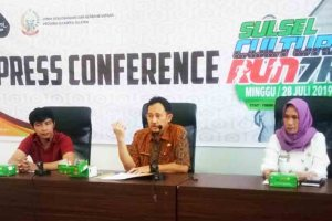 "Lebih 800 Peserta akan Ikuti ""Event Culture Run"" Disbudpar Sulsel"