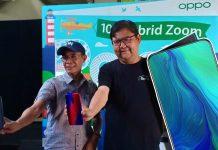 OPPO Perkenalkan Perangkat Reno 10x Zoom di Kota Makassar