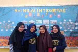 Pelajar SMAN 5 Soppeng Manfaatkan Mading Sosialisasi Perilaku Koruptif di Masyarakat