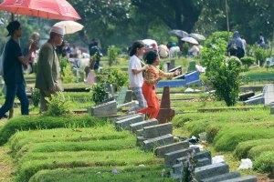 Pemkot akan Buka Tempat Pemakaman Baru