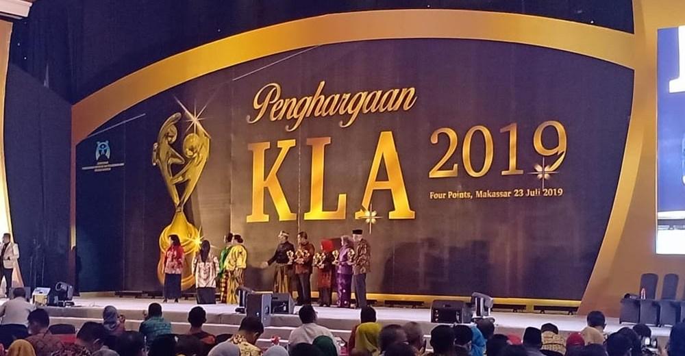 """Raih Predikat """"Nindya"""" di KLA 2019, Iqbal : Makassar Naik Kelas"""
