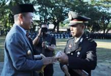 Peringatan HUT Ke-73 Bhayangkara, Bupati Pangkep Sampaikan Amanat Presiden
