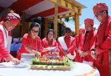 Gubernur & Wagub Sulsel, Kompak Hadiri HUT ke-11 Toraja Utara