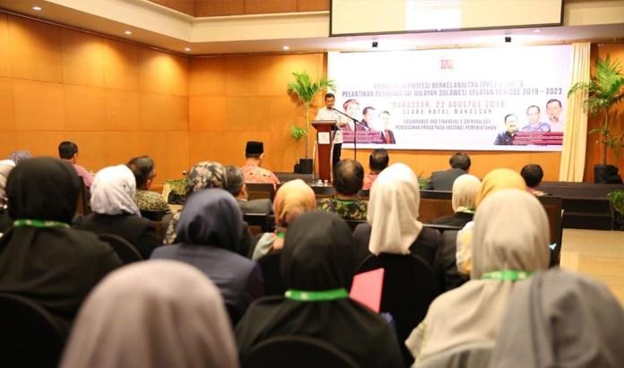 Pemkot Makassar dan IAI Teken MoU