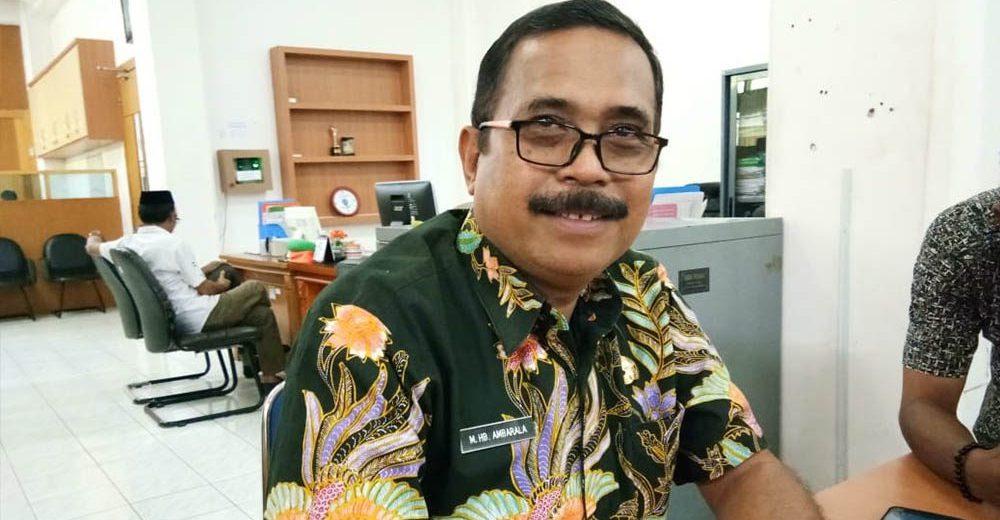 Pilwakot Makassar, Ambarala Tunggu Izin dan Restu Gubernur
