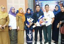 Serempak Raih Doktor di UNM, Pasutri Dosen Universitas Khairun Ternate Lulus Predikat Cumlaude