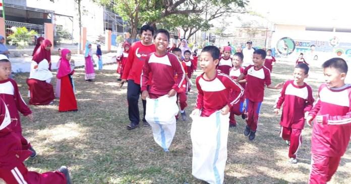 Serunya Hari Kreatifitas Siswa SDIT Insantama Makassar