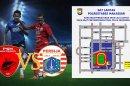 Sejumlah Ruas Jalan Dipastikan Macet Saat Leg kedua Final Piala Indonesia Digelar