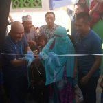 Asuransi Astra Makassar Serahkan Bantuan Program #Pijarilmu