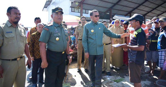 Gubernur Sulsel Rehab TPI Palopo 2020