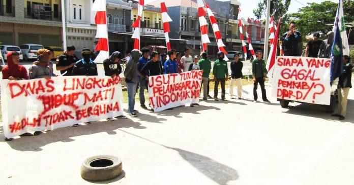 HIPPMI Desak DLH Maros, Usut Pelanggaran Limbah PT Indomakmur