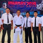 Kejuaraan Karate Kapolres Cup Inkanas Lutra