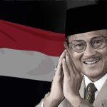 BJ Habibie Wafat, Masyarakat diminta Kibarkan Bendera Setengah Tiang