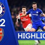 Chelsea Ditahan Imbang 2-2 Kontra Arsenal   Pekan ke-24 Premier League