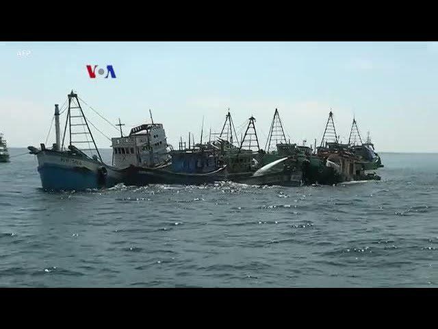 Kapal China Pelanggar ZEE, Tinggalkan Perairan Natuna