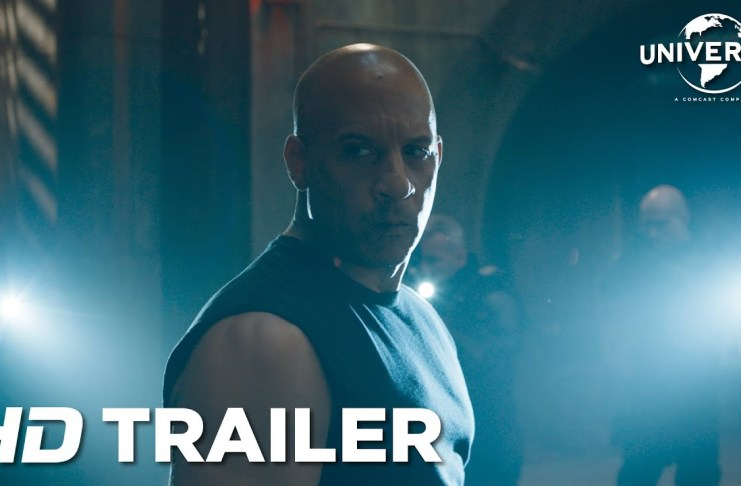 Trailer Film Fast & Furious 9 (Courtesy Universal Pictures)