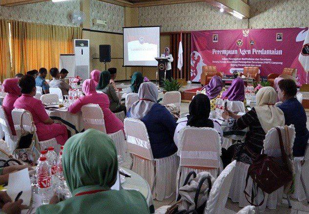FKPT Lampung: Waspada Penyebarluasan Paham Radikal Terorisme melalui Kajian Agama