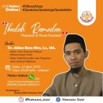 Hamaasa Unismuh Makassar Gelar Kajian Online Pertama Ramadhan di Musim Pandemi