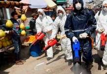 Situasi Pandemi Virus Corona di Gaza Memicu Kekhawatiran