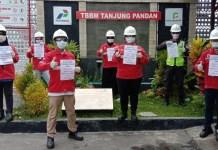 Pastikan Ketersediaan Energi di Tengah Pandemi Corona, EFN Maksimalkan Perlindungan Diri Pekerja Lapangan