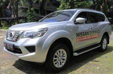 Nissan meminjamkan Nissan Terra dan All-New Nissan Livina sebagai kendaraan operasional (4)