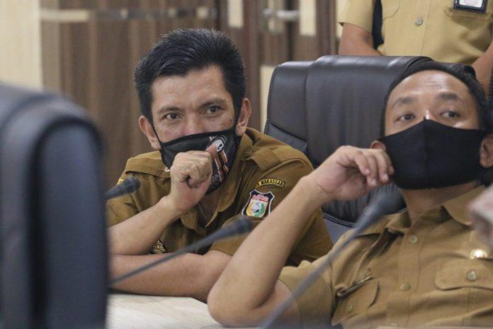 Bertamu di DPRD Makassar, Mulai Besok Harus Lampirkan Surat Bebas Covid
