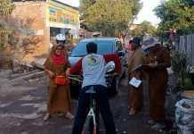 Jalan Rusak di Desa Panciro 4 Tahun Diusulkan, Baru Diukur Dinas PU Gowa untuk Rencana Pengaspalan
