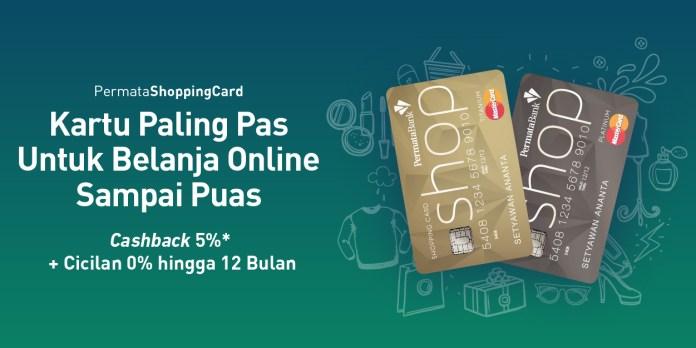 PermataShoppingCard
