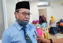 Rektor Unismuh Makassar, Prof Dr H Ambo Asse M. Ag,