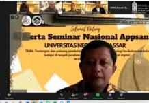 Prodi Pendidikan Sosiologi UNM Tuan Rumah Temu Nasional APPSANTI
