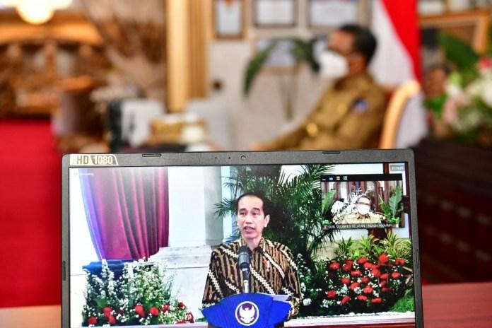 Gubernur Terima DIPA dan TKDD 2021 sebesar Rp30,9 T
