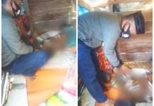 Nenek Penderita Tumor Tinggal di Gubuk Bekas Kandang Kambing, Wagub Kirim Tim Serahkan Bantuan