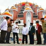 Dianggarkan Rp22 M, Gubernur Targetkan Masjid 99 Kubah Difungsikan Ramadan 2021