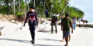 Pastikan Berjalan Baik, Gubernur Kembali Cek Pembenahan Pulau Lanjukang