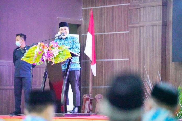 Tutup FASI XI Wagub: SDM yang digenjot dengan Al-Quran akan Ciptakan Generasi Bermoral
